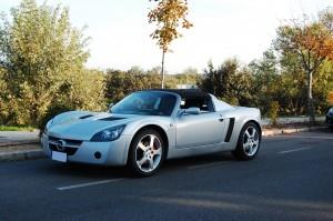 Prueba Opel Speedster