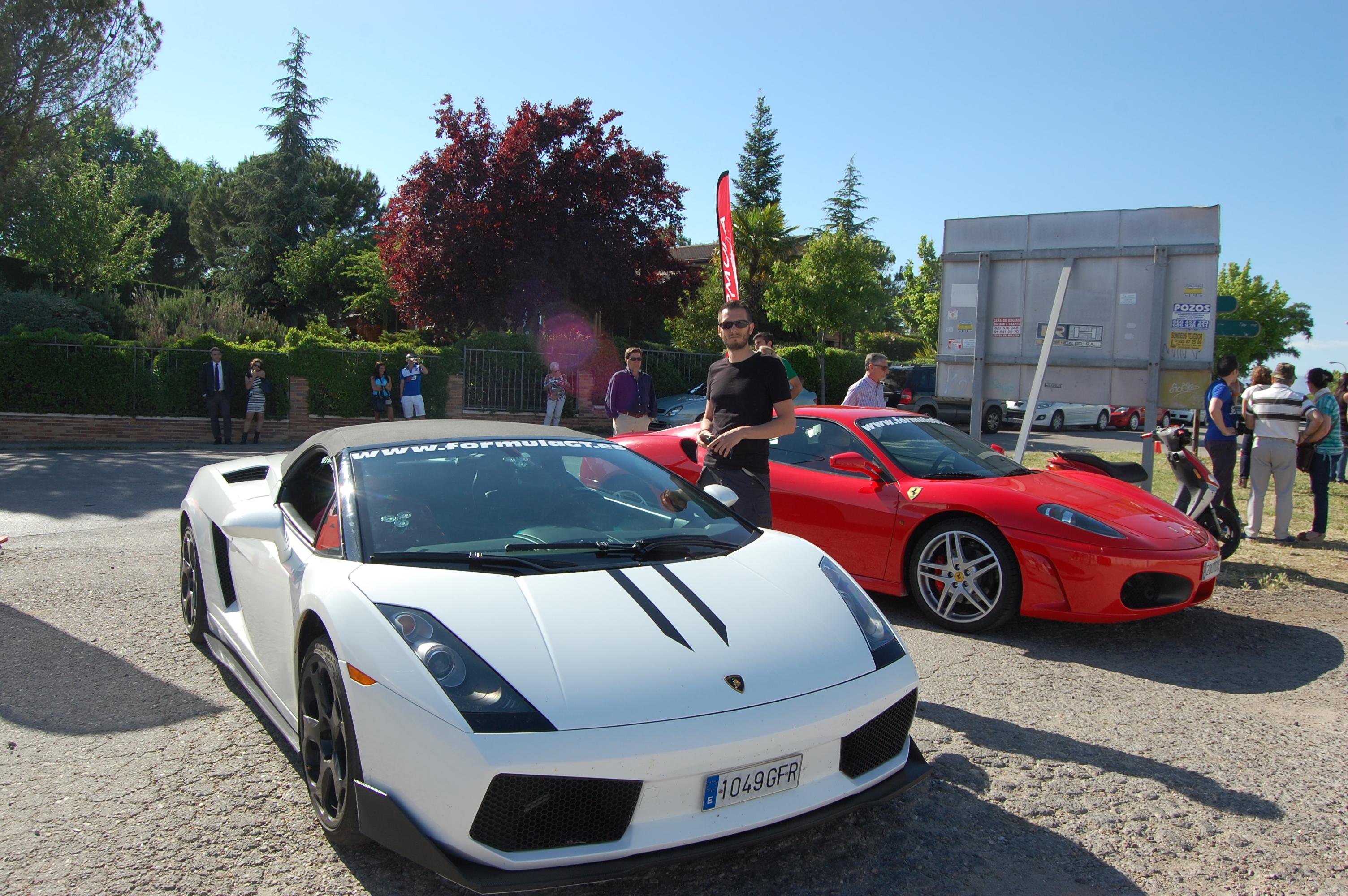 Prueba: Lamborghini Gallardo Spyder ¿Merece la pena alquilar uno?