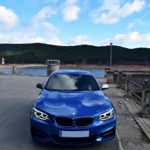 Prueba BMW M240i