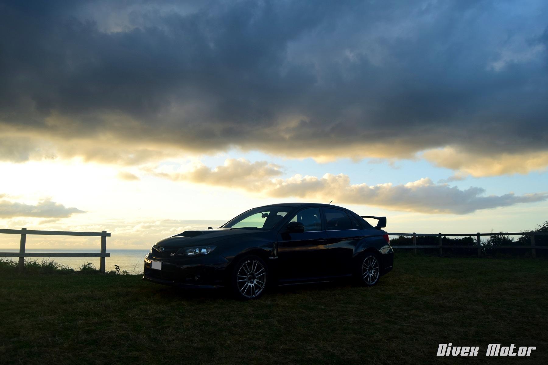 Subaru WRX STI 2011, galería fotográfica exclusiva