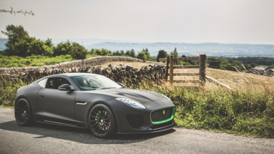 Jaguar F-Type Lister