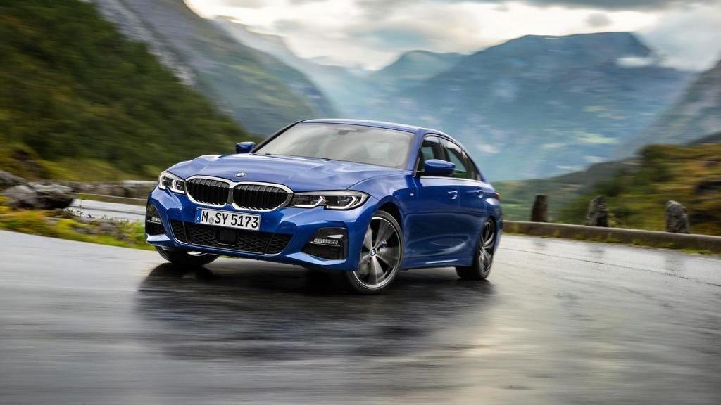 Nuevo BMW Serie 3, la séptima generación
