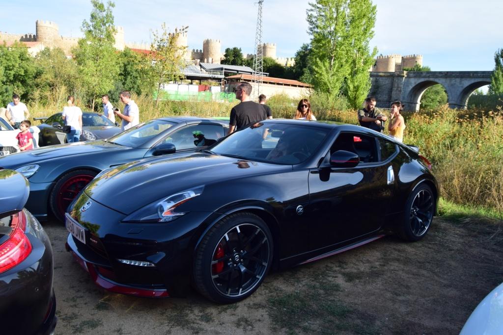 test Nissan 370 Z Nismo