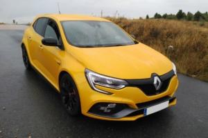 Test Renault Megane RS Cup