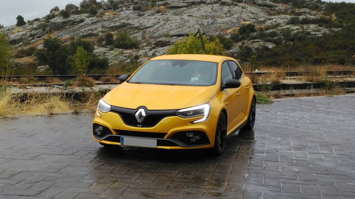 Prueba: Renault Mégane R.S. Cup