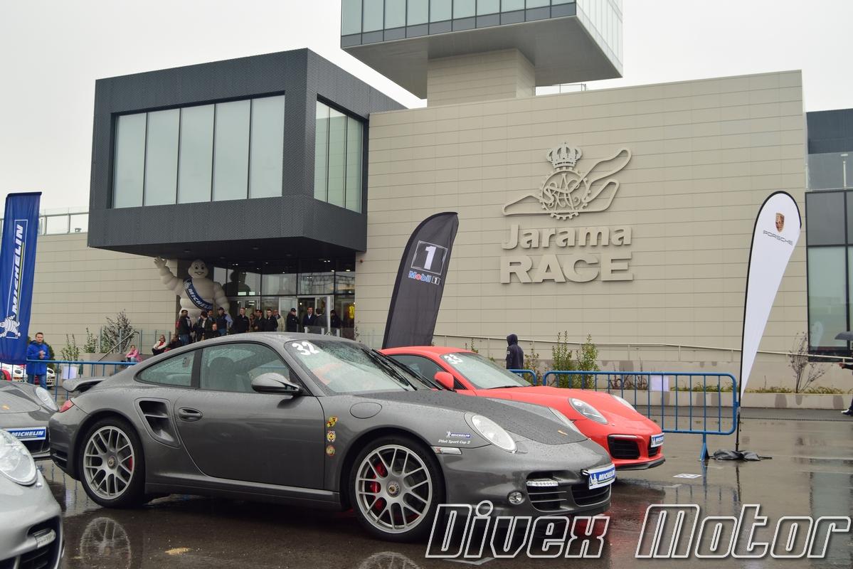 GP Club Porsche España 2016