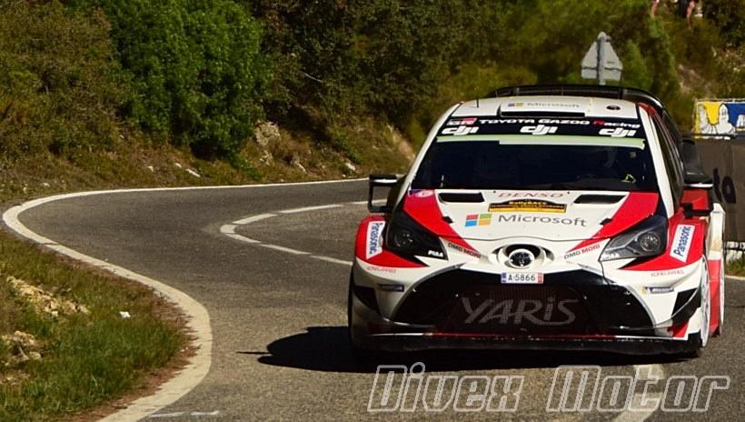 53 Rally RACC – Rally Cataluña-Costa Daurada – Rally de España 2017