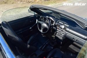 Test Toyota MR2
