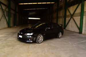 Subaru WRX STI My2011 sedan