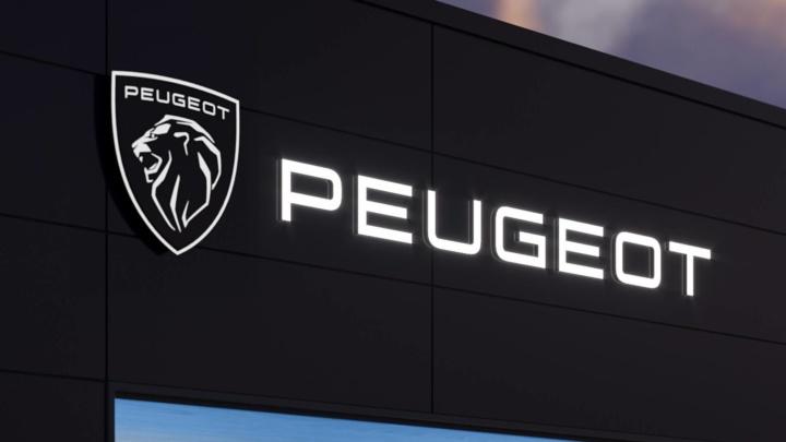 Peugeot estrena logotipo ¡y qué bien le sienta!