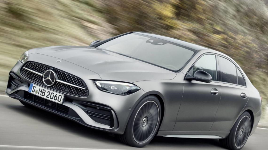 Mercedes-Benz apuesta fuerte con su nuevo Clase C