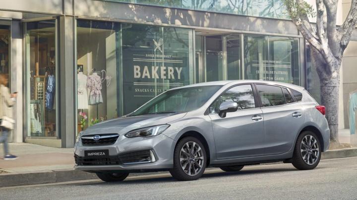 Subaru lanza el Impreza híbrido, SEAT, el León TGI y MG Electric estrena concesionarios en España